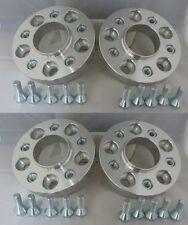 VW 5x112 57.1 to BMW 5x120 72.5 20mm Hubcentric PCD Adaptors - Steel Inserts