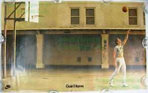 NITF! ☆ Vintage ☆ NIKE Poster ☆ GOIN' HOME ☆ Paul Westphal ☆ Phoenix Suns HOF