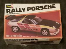 Vintage Unopened 1979 Revell Porsche 928 Rally Model Kit #7205 1/25 With Decals