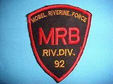 VIETNAM WAR PATCH, US NAVY MOBEL RIVERINE BASE DIVISION  92