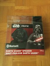 Disney Star Wars Darth Vader Bluetooth iHome Speaker
