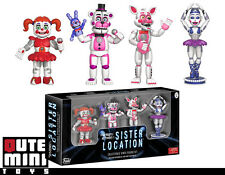 """FUNKO FIVE NIGHTS AT FREDDY'S SISTER LOCATION FUNTIME 4 PACK 2"""" FIGURE 13721"""
