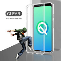 For Google Pixel 4 /4 XL Shockproof Crystal Clear Shockproof Phone Case Cover US