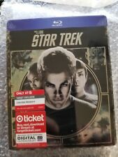 STAR TREK XI (2009) METALPAK (Chris Pine Variant) [NEW/OOP/Blu-ray] Target
