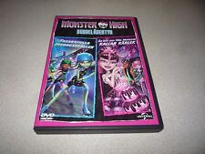 MONSTER HIGH : FRIDAY NIGHT FRIGHTS/ WHY DO GHOULS FALL IN LOVE - (DVD 2013)