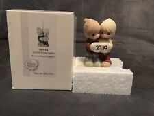 Precious Moments Ornament Our First Christmas Together 191004 New 2019 Vhtf