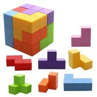 Magnetic Toys Magic Cubes Building Blocks Bricks Toy Educational Puzzles Relax