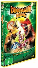 Dinosaur King - Pre-History In The Making : Vol 1 (DVD, 2009) - Region 4