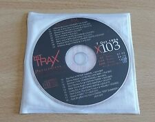 HIT TRAX (MADONNA, BARRY WHITE) - CD PROMO COMPILATION