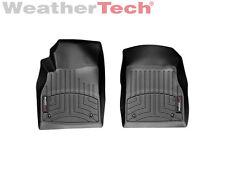 WeatherTech FloorLiner Mats for Chevrolet Cruze - 2011-2014 - 1st Row - Black