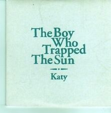 (CX880) The Boy Who Trapped The Sun, Katy - 2010 DJ CD