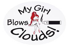 Vape Stickers - My Girl / Vape Stand / VapeNutt MyGirl