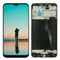 Pour Samsung Galaxy A10 2019 A105 Ecran LCD Tactile Display Touch Noir Frame ARF
