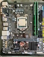 Gigabyte H310M S2H 2.0 Micro ATX1151 + 8GB DDR4 + Intel Celeron G3900 BUNDLE