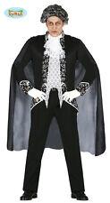 GUIRCA Costume vestito vampiro dracula halloween carnevale adulto uomo 110 80953