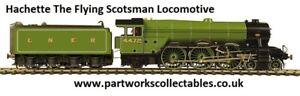 Hachette The Flying Scotsman Locomotive