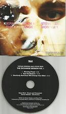 Four Tet KIERAN HEBDEN & STEVE REID Exchange Session 3 UNRELEASED PROMO DJ CD
