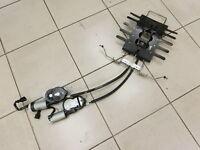 motor eléctrico Soporte lumbar IZ DEL Controlador para Audi A8 D3 4E qu 02-05