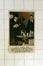 1920 state Jumble vendita per lo smaltimento di guerra stock Bullo manzo per assi