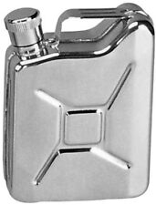 Stainless Steel Mini Jerry Can Flask