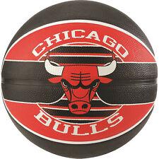 Spalding Chicago Bulls Basketball Size 5