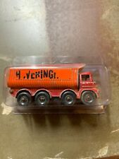 Vintage Lesney Matchbox #17 Hoveringham Tipper Truck Regular Wheels 1963