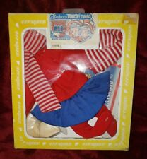 Vintage Effanbee 1982 Bobbsey Twins Winter Wonderland Flossie Clothes Outfit New