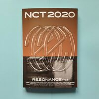 NCT 2020 Resonance Pt.1 The Future Ver.+folded poster (Unsealed, No photocards)