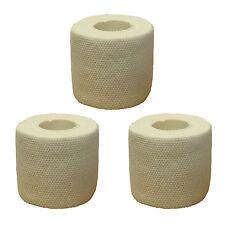 Triple Pack CMS Medical Premium 5cm Pro Cinta Adhesiva Ceñido Correa Elástica EAB