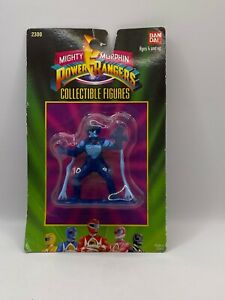 Bandai Mighty Morphing Power Rangers Collectible Figures #2300 Full Space Aliens