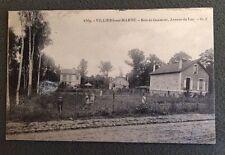 CPA. VILLIERS sur MARNE. 94 - Bois de Gaumont. Avenue du Lac.