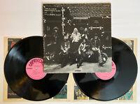 Allman Brothers Band - At Fillmore East - 1971 US 1st Press Pink AT/DK (EX)