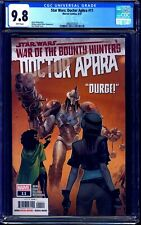 Star Wars Doctor Aphra #11 CGC 9.8 1st DURGE in Marvel Comics NM/MT