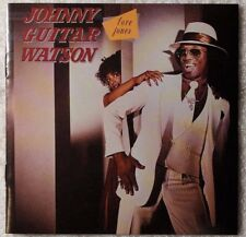Johnny Guitar Watson ~ Love Jones CD REMASTER BONUS TRACKS PROMO SOUL FUNK