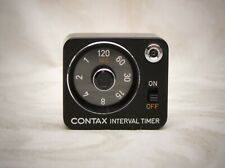 Excellent*  Contax Interval Timer (Real Time  Winder)