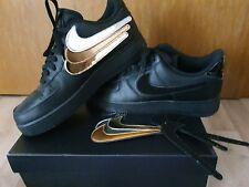 Schwarze Nike Herren Sneaker Nike Air Force 1 günstig kaufen