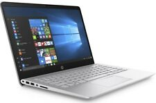 "HP Pavilion 14-bf054sa 14"" Intel i7-7500u 256gb SSD portátil PLATA - Windows 10"
