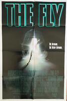 The Fly David Cronenberg Original Movie Poster 1986