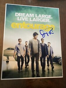Jeremy Piven Signed poster Actor TV Movies Autographed 11x14 Photo Entourage