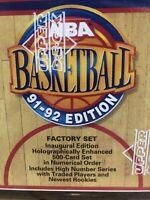 1991-92 UPPER DECK Basketball Sealed Factory Set Michael Jordan NBA (4)