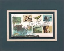 Endangered Species - San Diego Zoo - Frameable Postage Stamp Art - 0085< 00004000 /a>