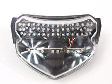 Feu LED + clignotants intégrés SUZUKI GSXR 600 750 2004 2005  CLAIR