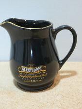 Glenturret Highland Malt Scotch Whisky Vintage Barware Pitcher Advertising Bar