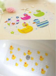 Non Slip Baby Bath Mat Baby Bath Pad Anti Slip Baby Bath Mat Childs Safety Mat