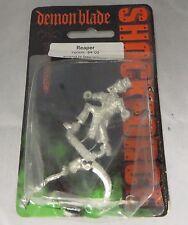Demonblade Shockforce Reaper #70006 sculpted by Drew Williams