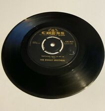 *THE KNIGHT BROTHERS* *TEMPTATION 'BOUT TO GET ME* *NORTHERN SOUL* VINYL 45 #566
