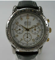 HAU Zenith El Primero Epervier Chronograph automatic Stahl watch mit Box