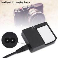 Camera Battery Charger for Canon LP-E8 EOS 550D / 600D / 650D / 700D US/EU Plug