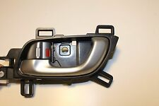 A99. 12-15 HONDA CIVIC SI EX SEDAN Driver INTERIOR REAR / Front Left DOOR HANDLE