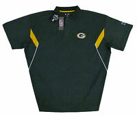 Green Bay Packers NFL Men's Team Conference Stadium Big & Tall Golf Polo Shirt